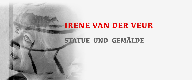 Irene van der Veur - statue und gemälde